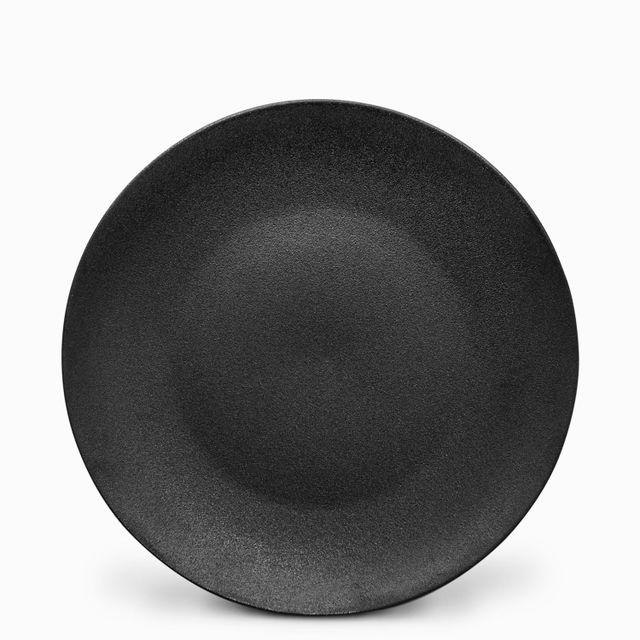 Plato-principal-negro-mate-25-cm
