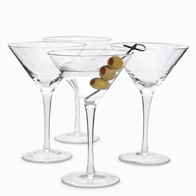 Copa martini set x 4