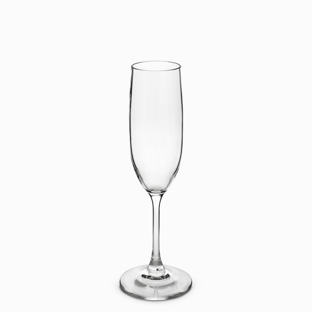 Copa champana en acrílico