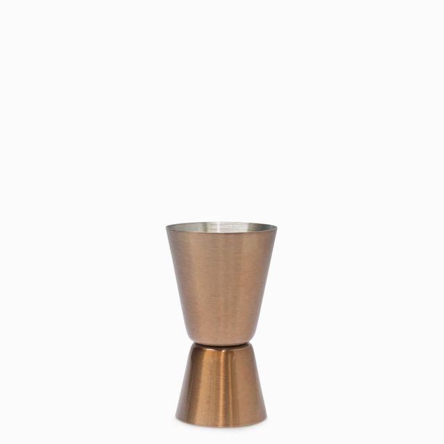 Medidor de cocteles copper