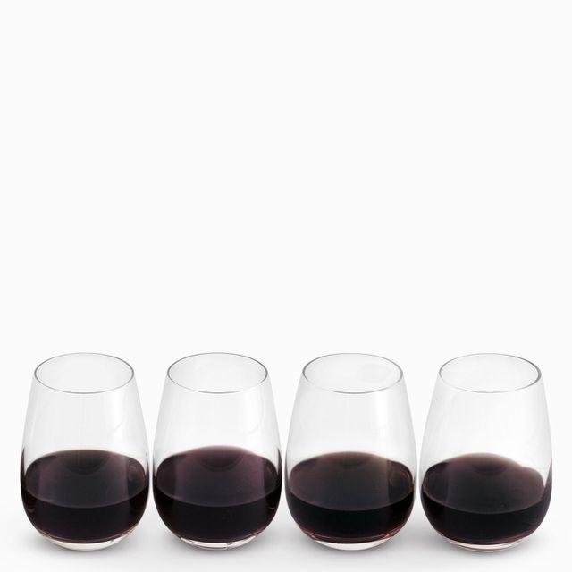 Vaso para el vino gala set x 4