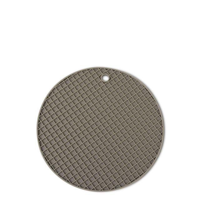 Portacaliente en silicona circular