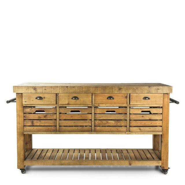Muebles estibas 170x50x90cm
