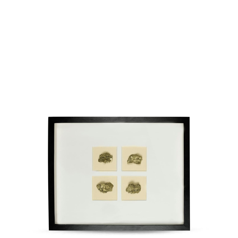 Cuadro Cuatro Piedras Plata 51.5X41.5X5-Compra en Ambiente Gourmet ...