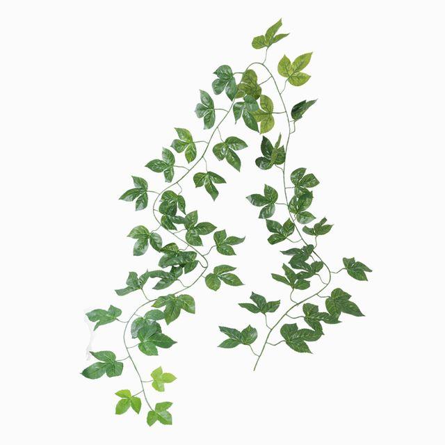 Cadena de hojas