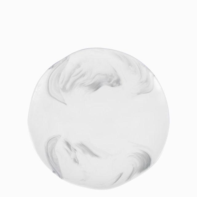 Plato base marmol 30 cm