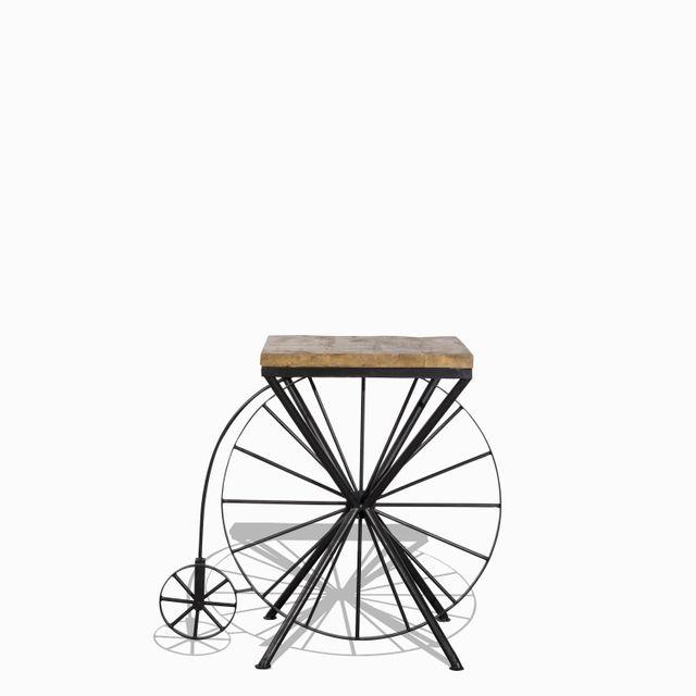 Mesita tipo bicicleta 78x58x58