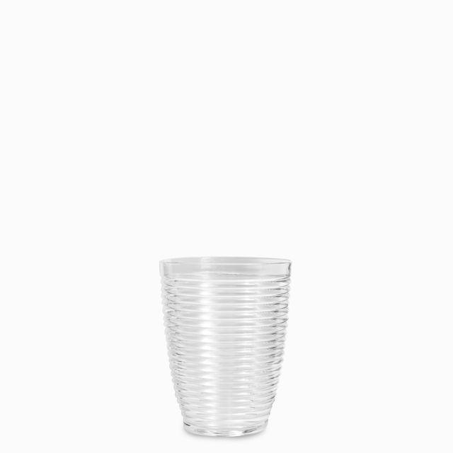 Vaso rayas clear flexi