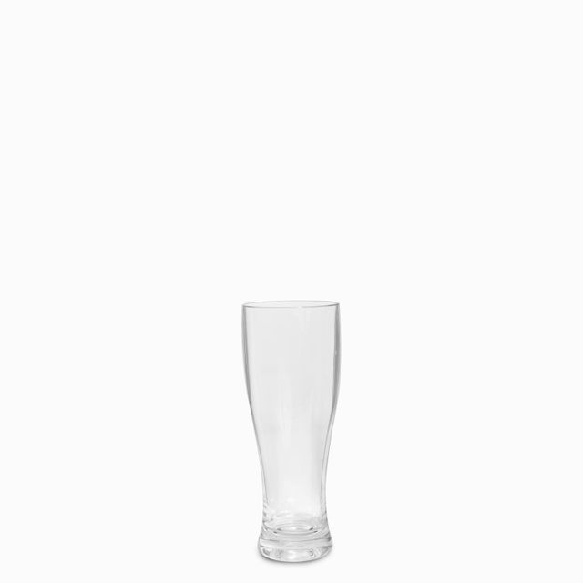 Vaso largo cerveza clear flexi