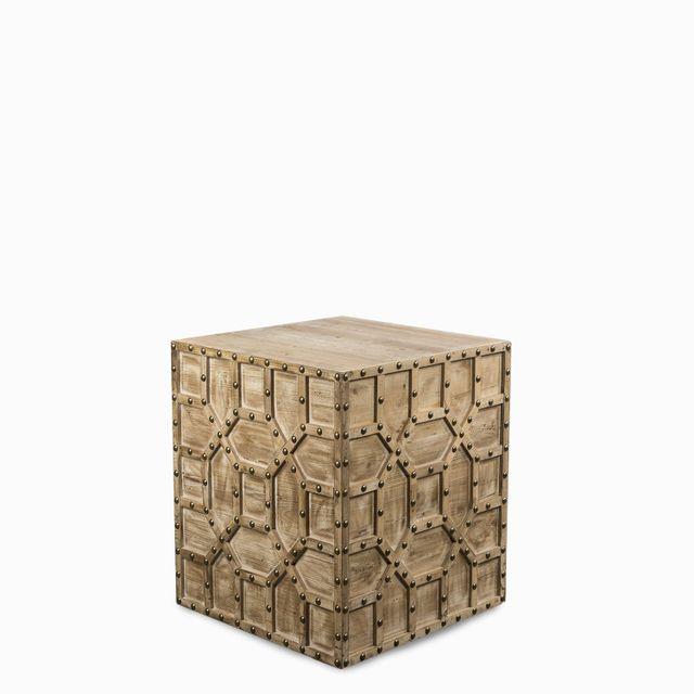 Cubo madera wash 63x45x45