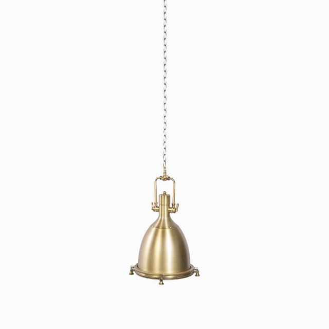 Lámpara pendant brass