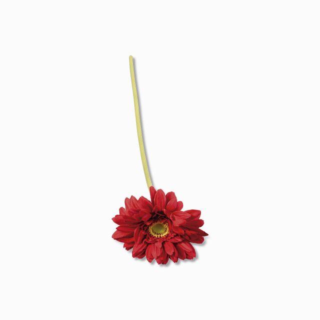 Gerbera roja 47cm