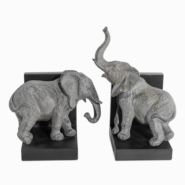 Set elefantes sujetalibros