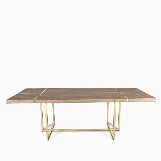 Comedor-extension-base-brass-76x240x106