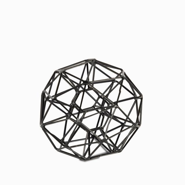 Poligono negro 10.8x10.8