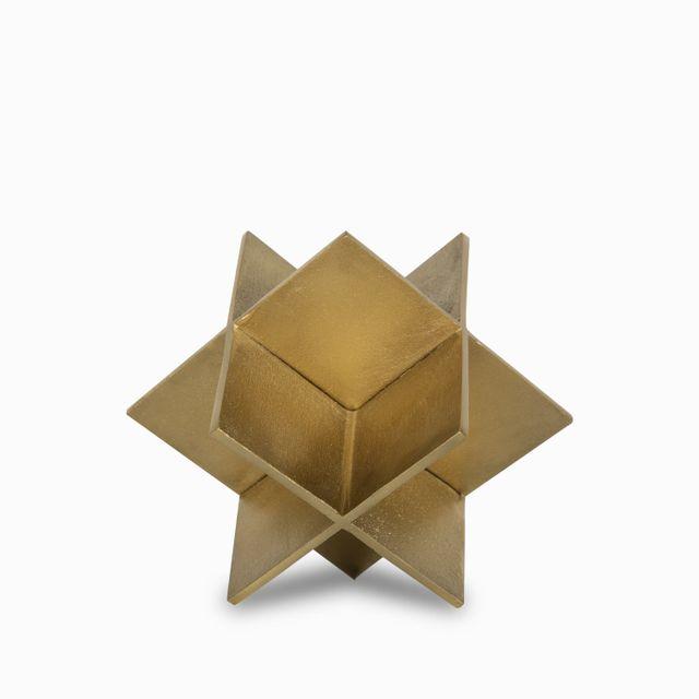 Triqui dorado 31x15x7.5cm