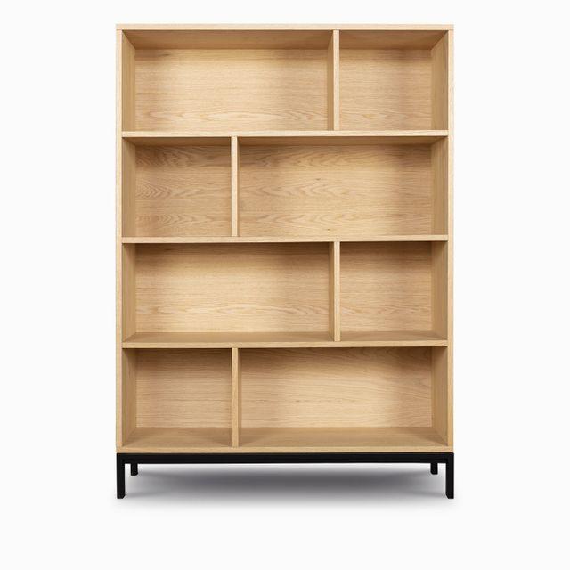 Biblioteca-messina-madera-meta155x110x33