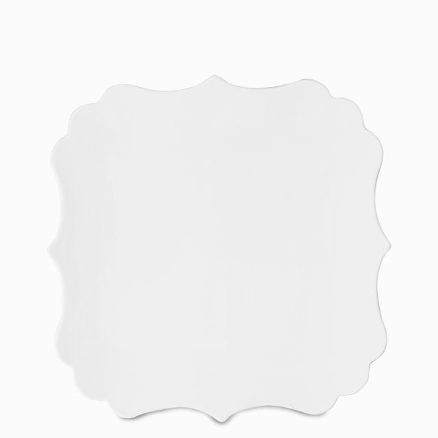 Plato base cuadrado opra 31 cm