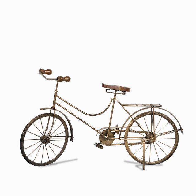 Bicicleta decorativa 18.5x61x35.5cm