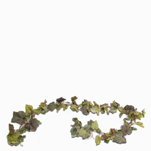 Guirnalda de hojas