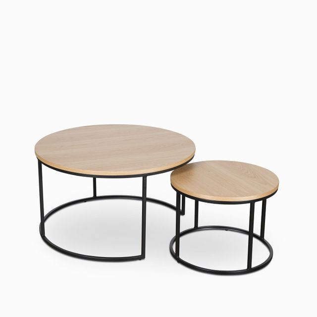 Set mesa aux red mad metal 45x80 y 38x50