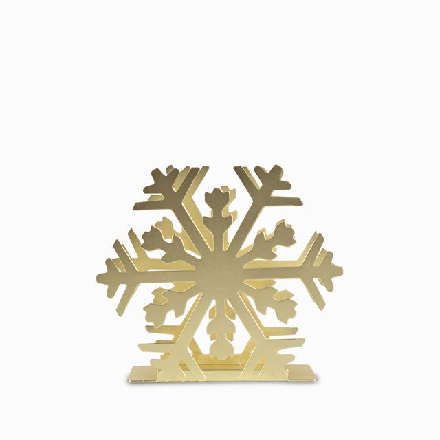 Servilletero snowflake