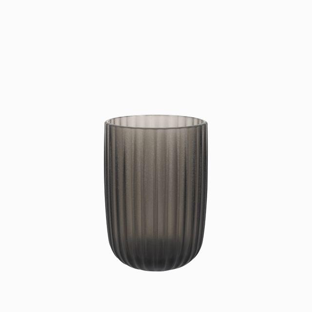 Vaso rayas gris 415 ml