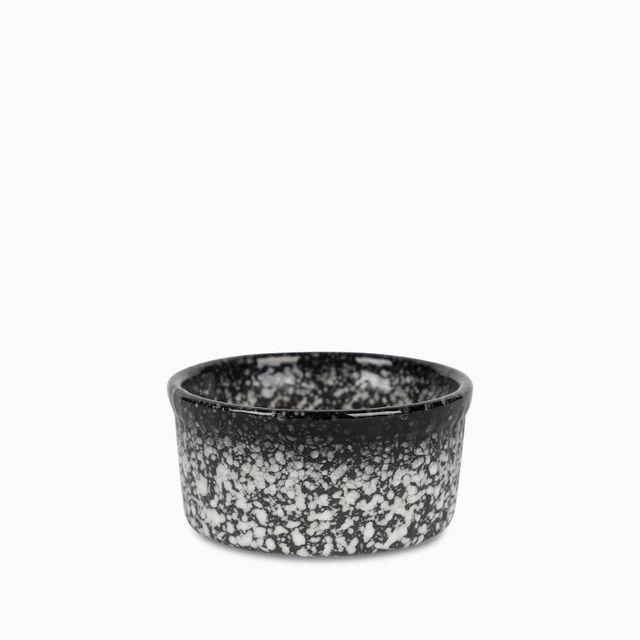 Ramekin granito gris