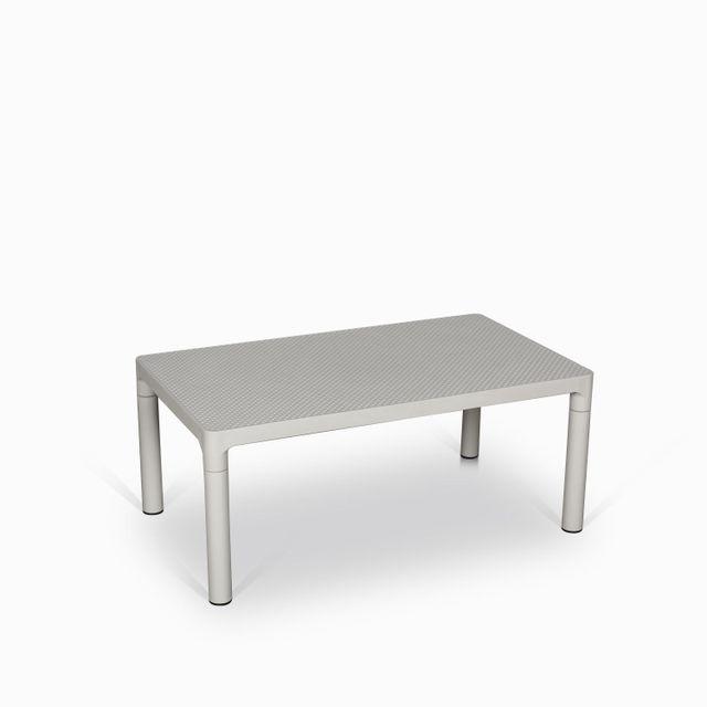 Mesa de centro bavaro gris