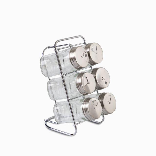 Rack para especias x 6