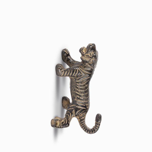 Gancho tigre negro 11.5x5.5cm
