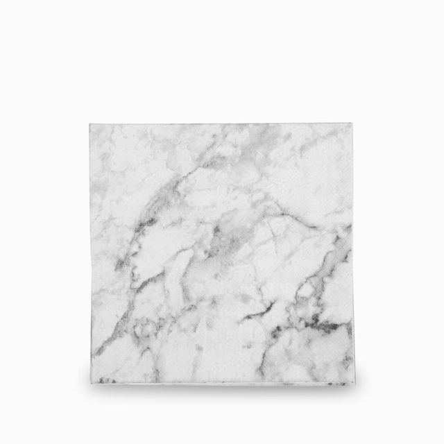 Servilletas marmol