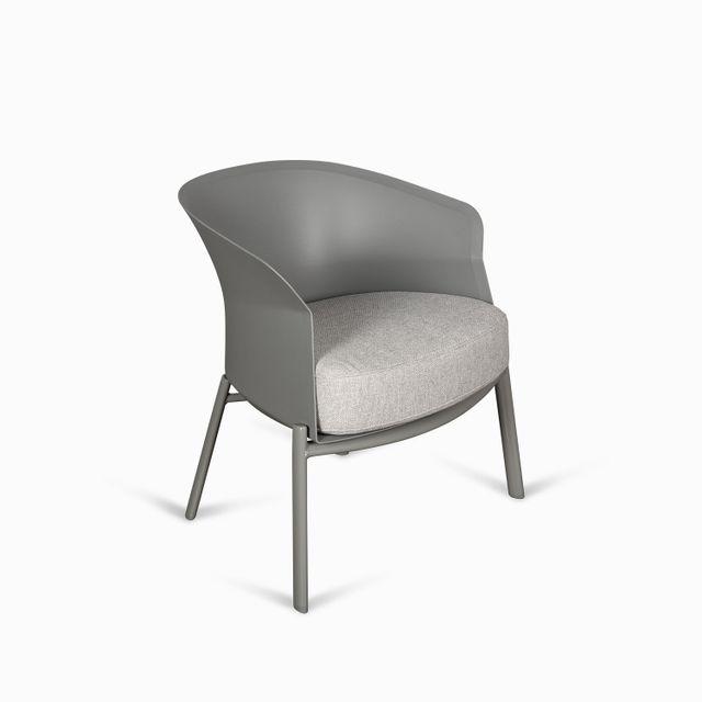 Poltrona arch gris