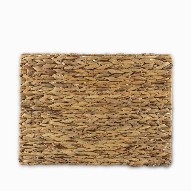 Individual rectangular jacinto de agua