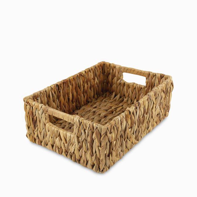 Canasta rectangular jacinto de agua m