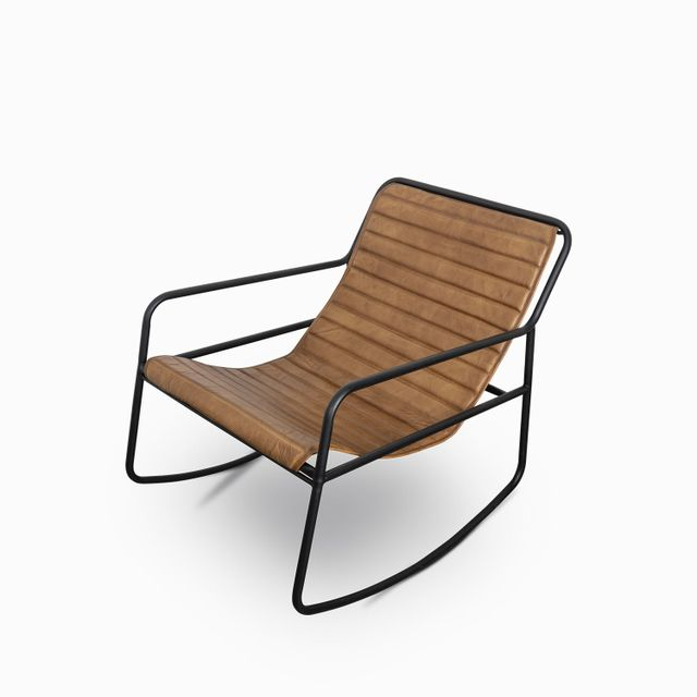 Silla-rest-cuero-y-hierro-77x59x77