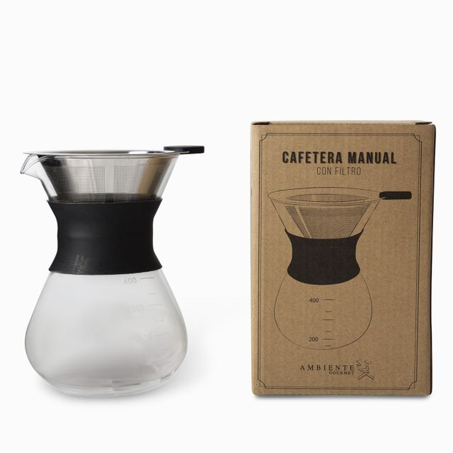 Cafetera-filtro-manual