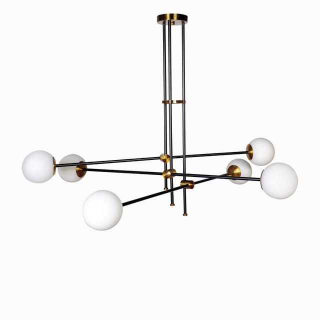 Luminaria-asterisco-globos-blancos