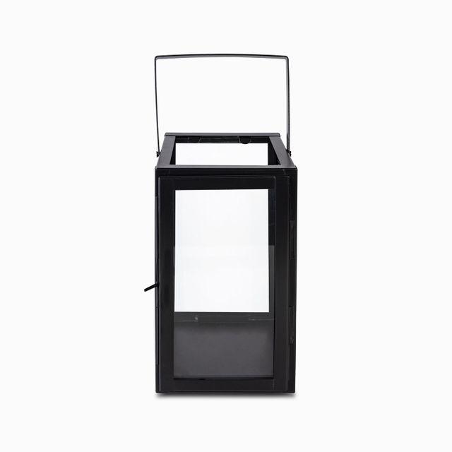 Farol negro 27x15x15
