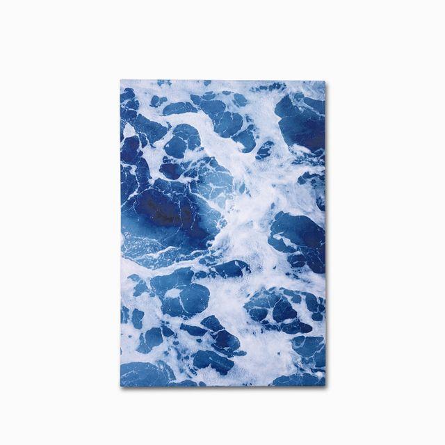 Cuadro-marmolizado-azul-60x40