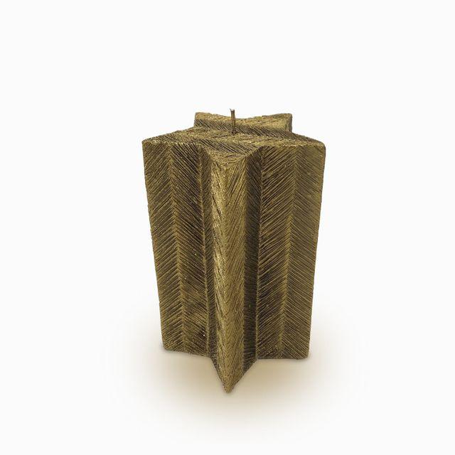 Vela-estrella-dorada-10x15cm