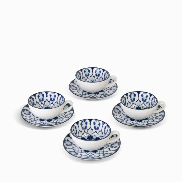 Pocillo-y-plato-flor-indigo-set-x-4