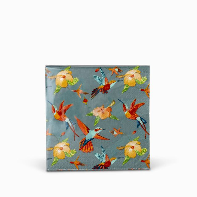 Servilletas-colibri-azul