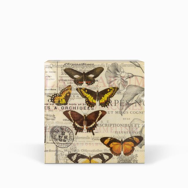 Servilletas-mariposas