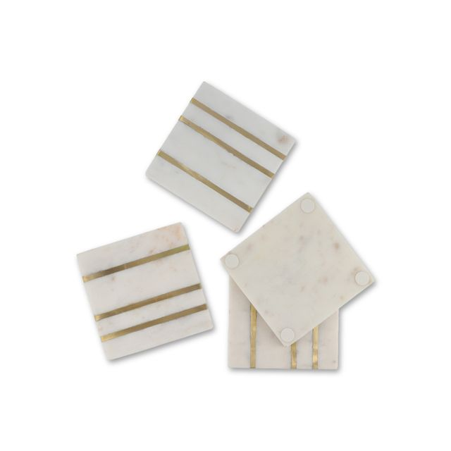 Setx4-portavasos-cuadrado-lineas-doradas