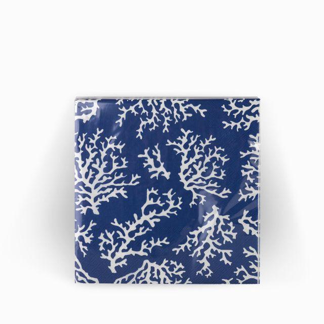 Servilletas-corales-azul