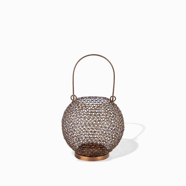 Farol-esfera-copper-20x20cm