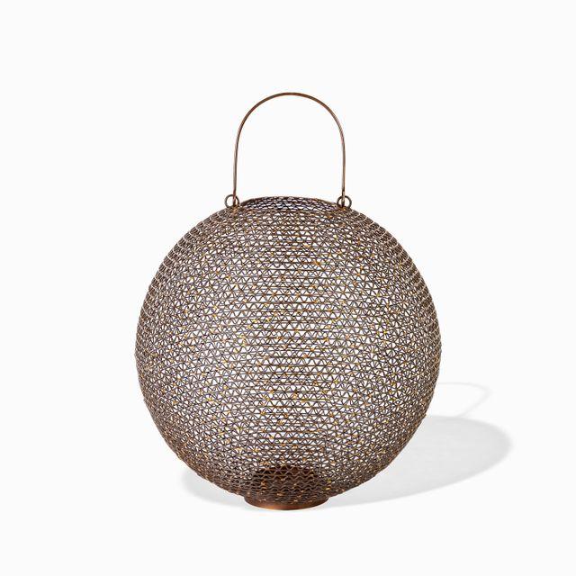 Farol-esfera-copper-39.5x42.5cm