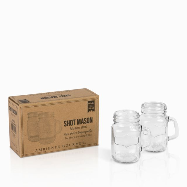 Shot-mason-100-ml-setx2