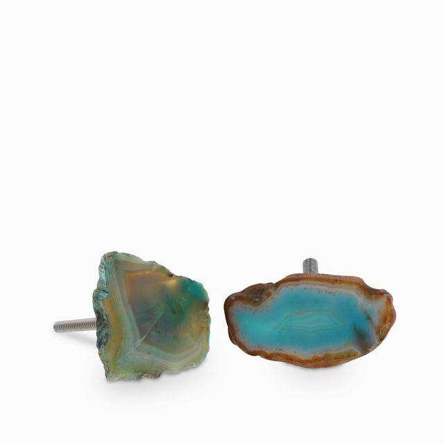 Pomo-agata-verde-set-x-2